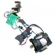 Motor e Interruptor p/ Parafusadeira DCD996B Dewalt N481825