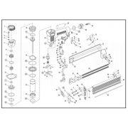 Kit Reparo p/ Pinador PPV500 Pneumático 6258000500
