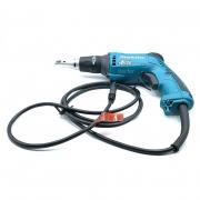 Parafusadeira Elétrica 220V ¼¨ 570 WATTS P/ Uso Em Gesso Makita FS400