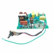 Placa de Circuito c/ Potenciômetro p/ Serra Tico Tico TC-SS 405 E Einhell 430904003118