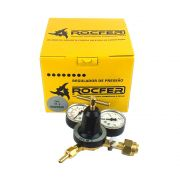 Regulador de Pressão Co2 Rocfer RF4