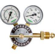 Regulador De Pressão RI-30N Argônio Famabras 20334001