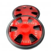 Roda Maior P/ Aspirador De Pó AP4000 Black e Decker N227510