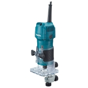 Tupia 6mm 530W 220V c/ Base Articulada Makita 3709-220V