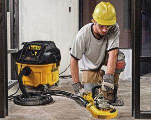 Aspirador De Pó Agua Profiss 220V Drywall Hepa Dwv009 Dewalt