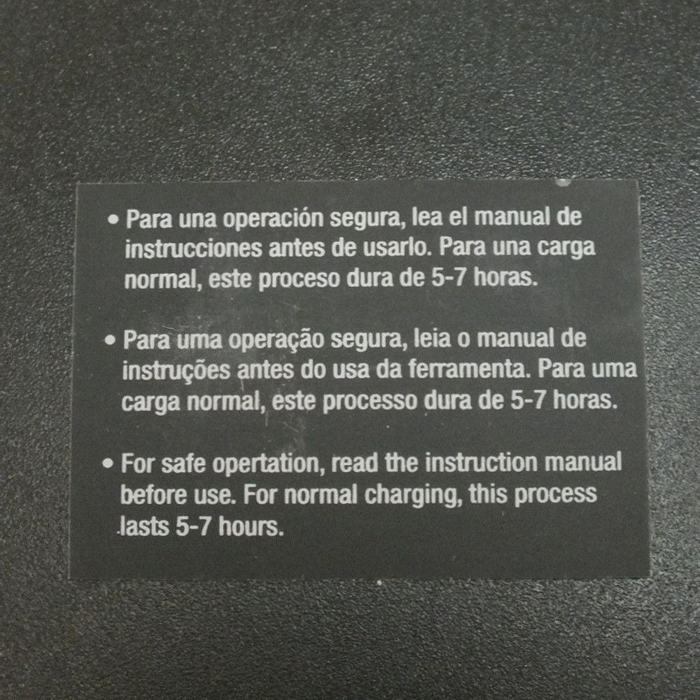 BASE CARREGADOR CD121 TIPO 2 OBSOLETA (Fábrica não Fornece Mais)