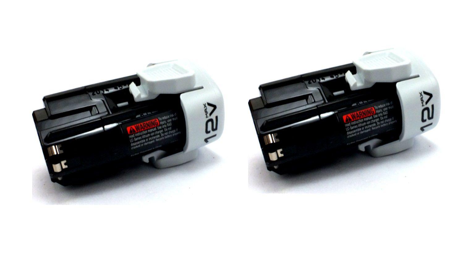 Bateria 12V Li-Ion Para Parafusadeira Ld112 DeWALT (Kit 2 Unidades) 90583070