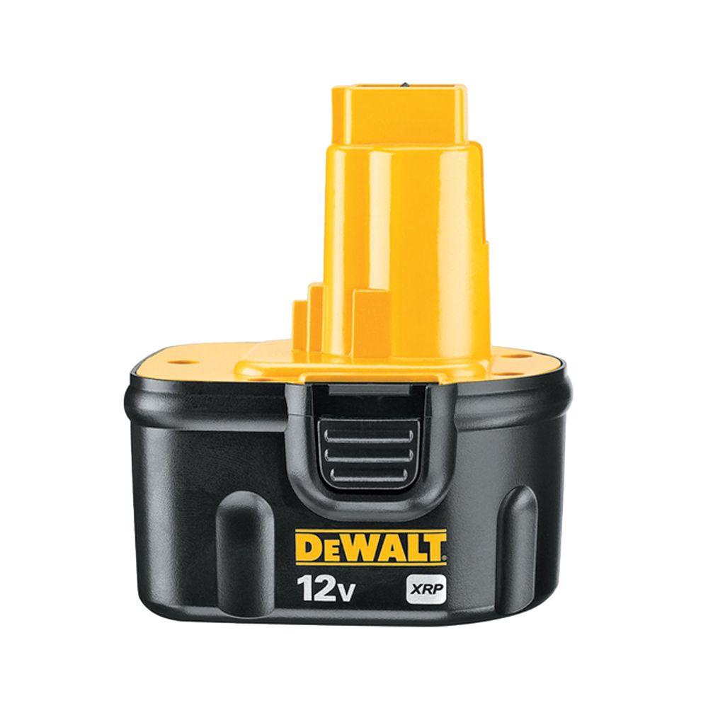 Bateria 12V P/ Parafusadeira DWC712 / DC740 DeWALT 397745-01SV