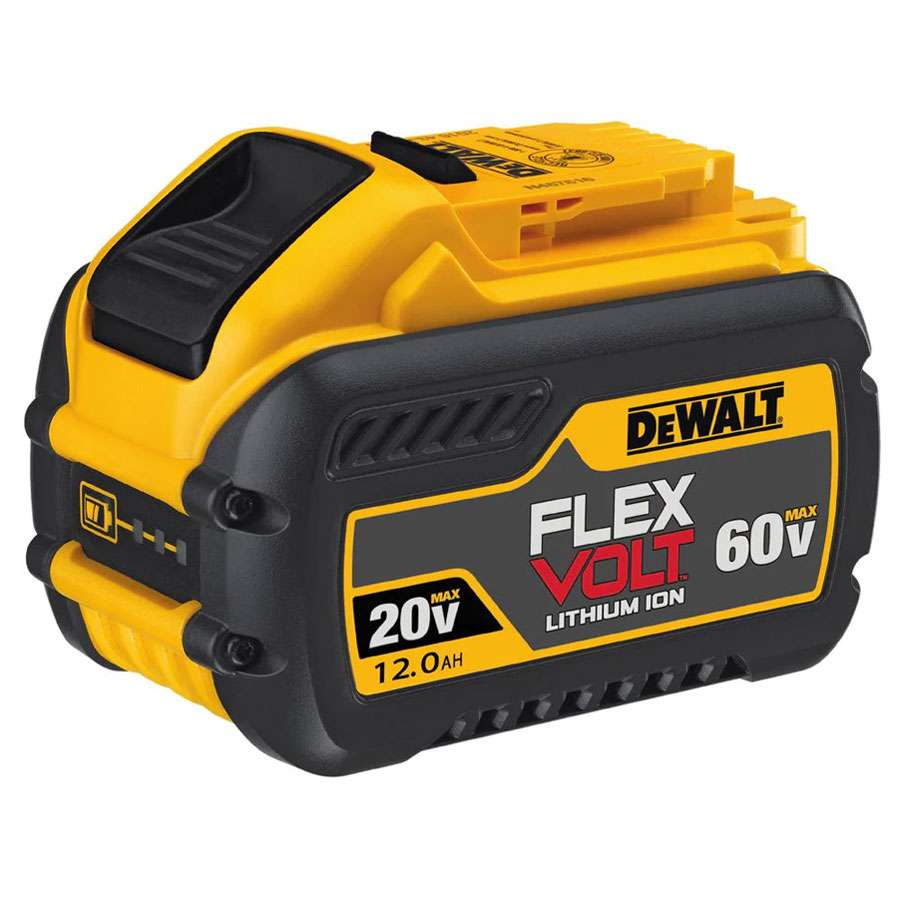 Bateria 20V/60V 12Ah FlexVolt Lithium Ion Dewalt DCB612-B3