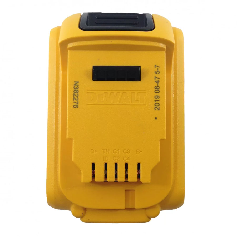 Bateria Ion Lition 20vxr 4.0Ah Dcb204 Lacrada DeWALT N369560