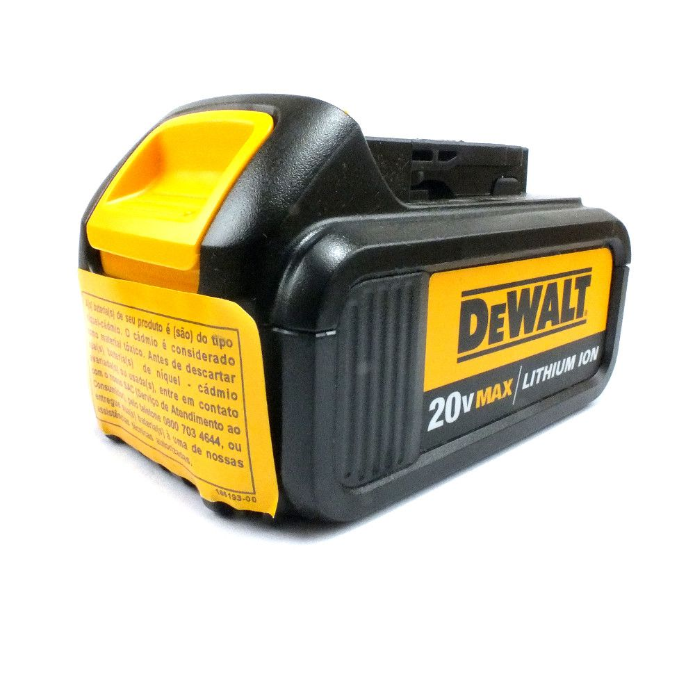 Bateria Li-Ion 20V 3.0Ah DeWALT DCB200