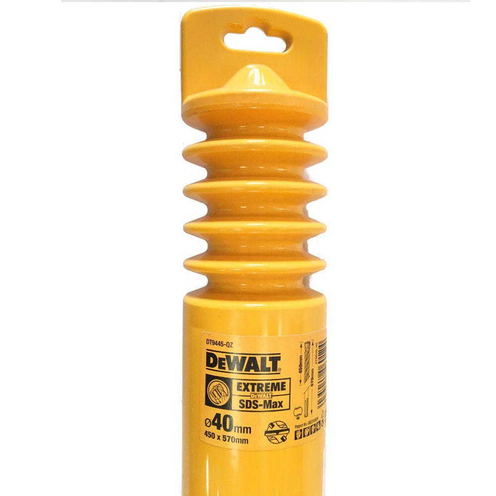 Broca SDS Max 40 X 570 X 450mm DeWALT DT9445-QZ