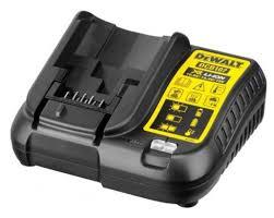 Carregador DCB107 Lithium 12V / 20V DeWALT 110V Código: N285495