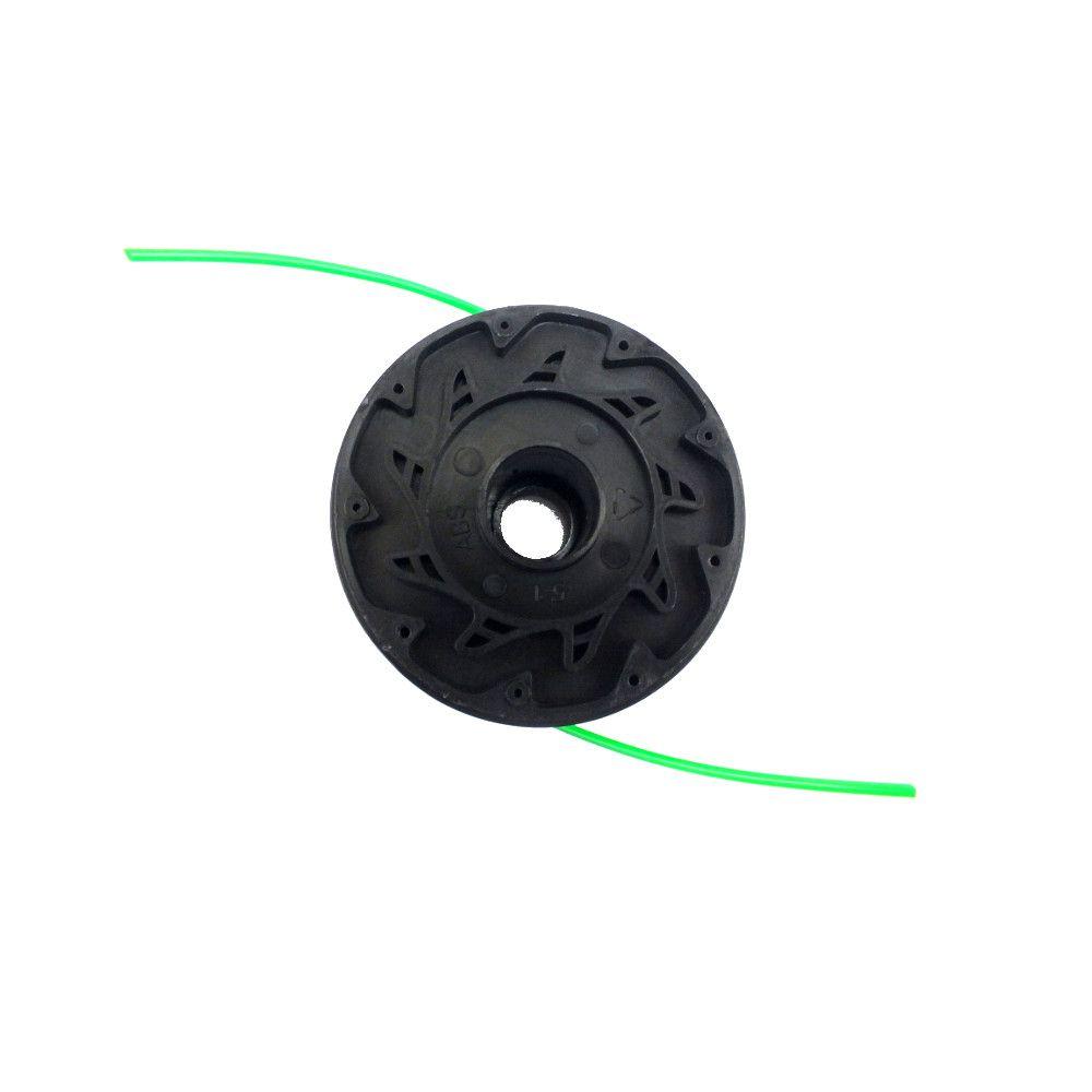 Carretel Com Fio Nylon Aparador Gh1000 Black 90553687