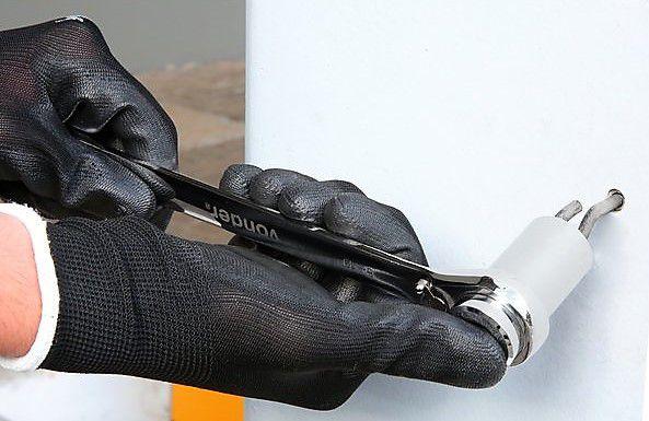 Chave Estrela com Soquete Universal 8 a 19mm Vonder 3608000819