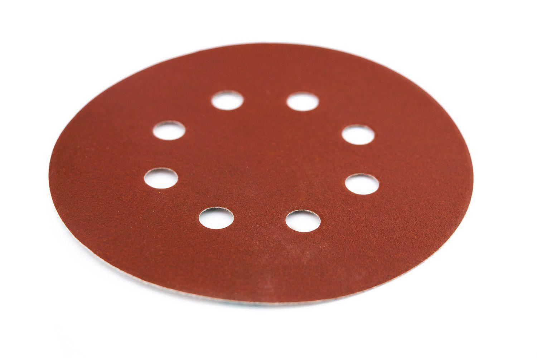 Kit 5 Discos de Lixa 5 Polegadas Grão 220 Dewalt DW4306 X