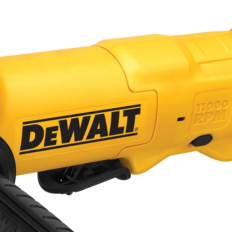 """Esmerilhadeira Angular 5"""" 1200W Dwe4212-B2 Dewalt - 220V"""