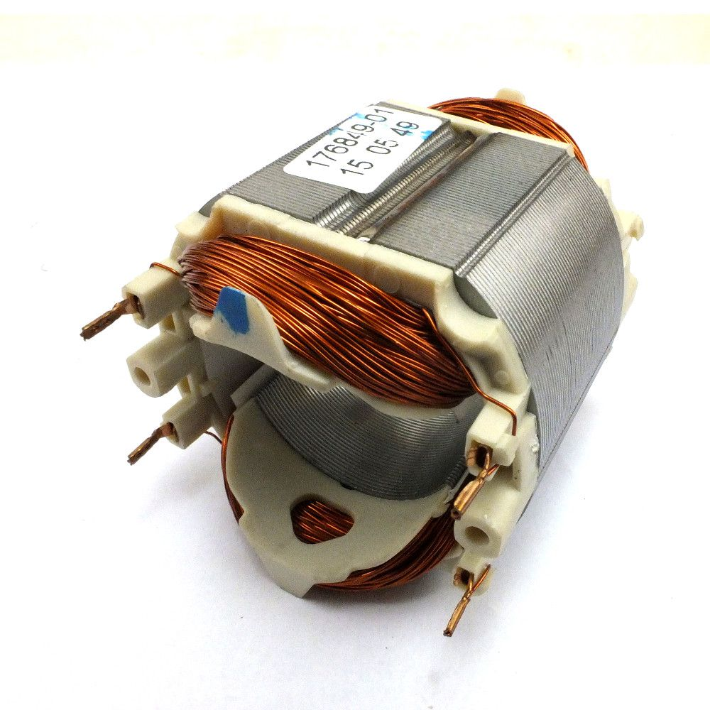 Estator 220V DeWALT para DW255-B2 - Tipo-1-2 Código: 176849-01Sv