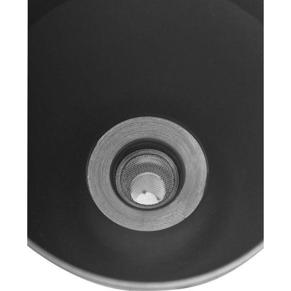 Funil Plástico Flexível Vonder  5167100000