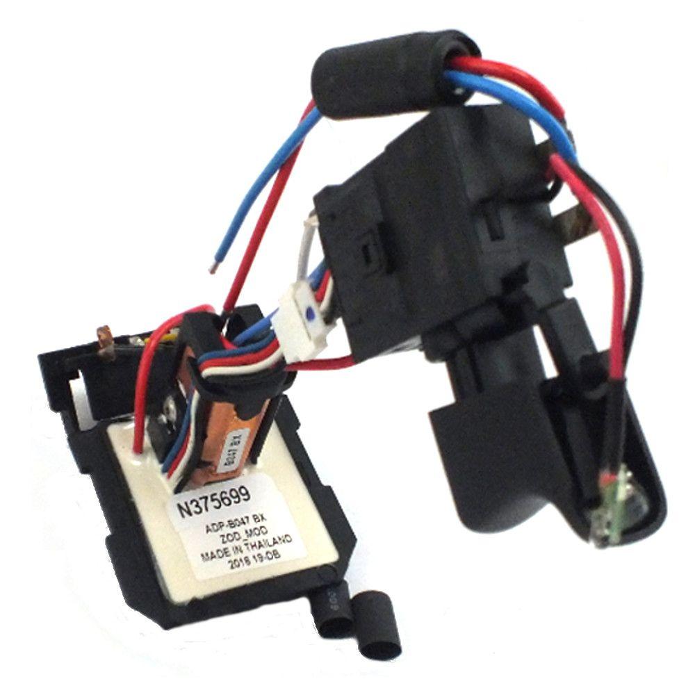 Gatilho Interruptor P/ Parafusadeira DCD776 DeWalt N366619