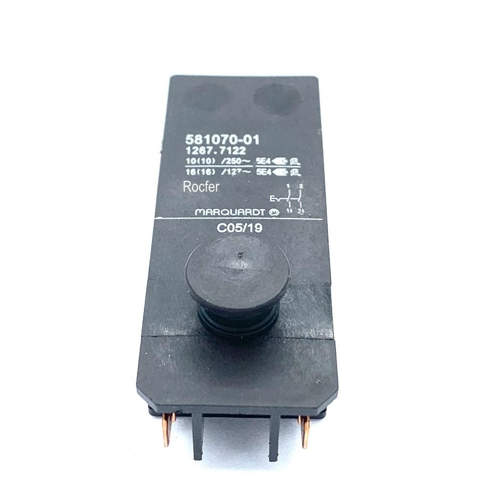 Interruptor P/ Martelo Rompedor Dewalt 581070-01