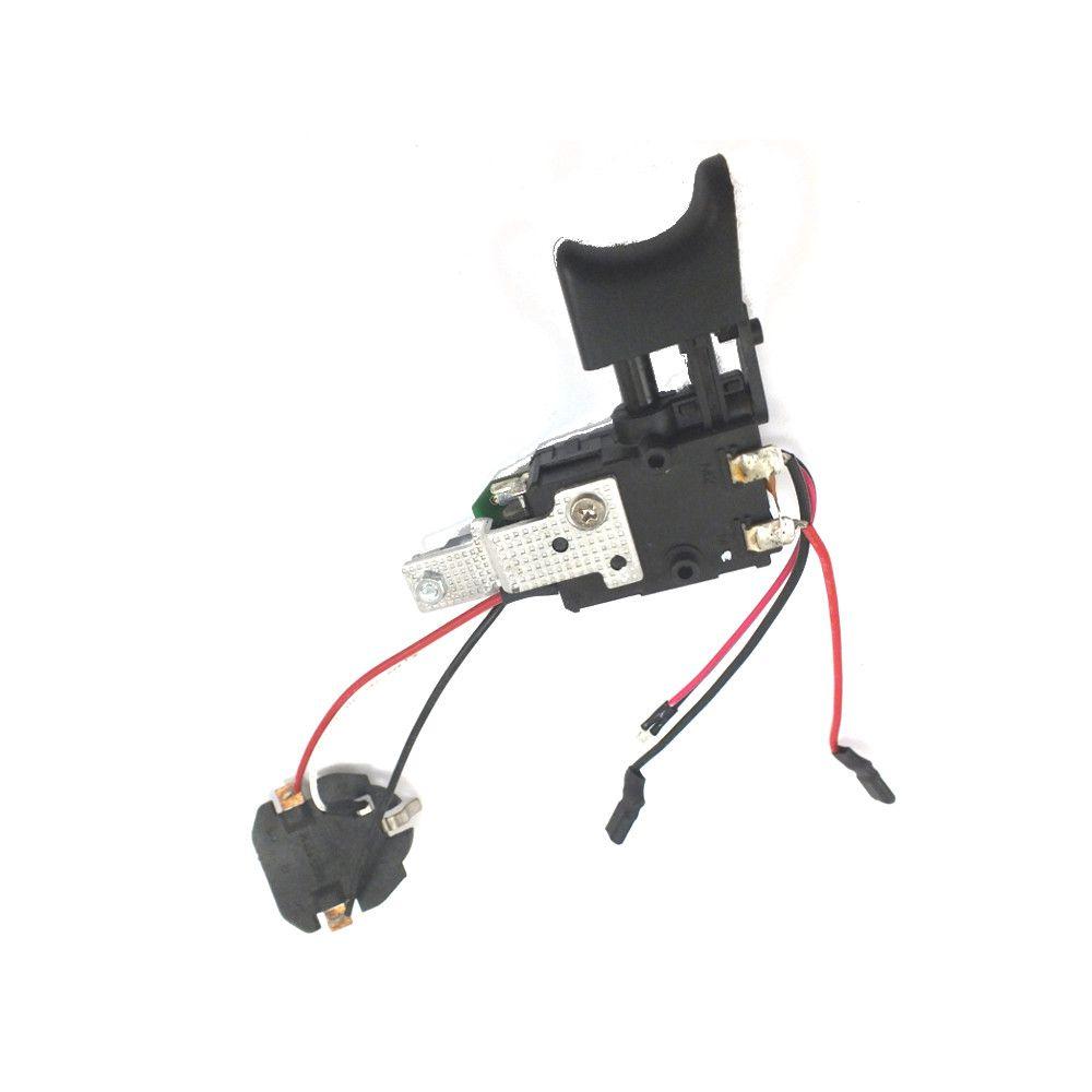 Interruptor para Parafusadeira Ld 112 Black Decker 90609403