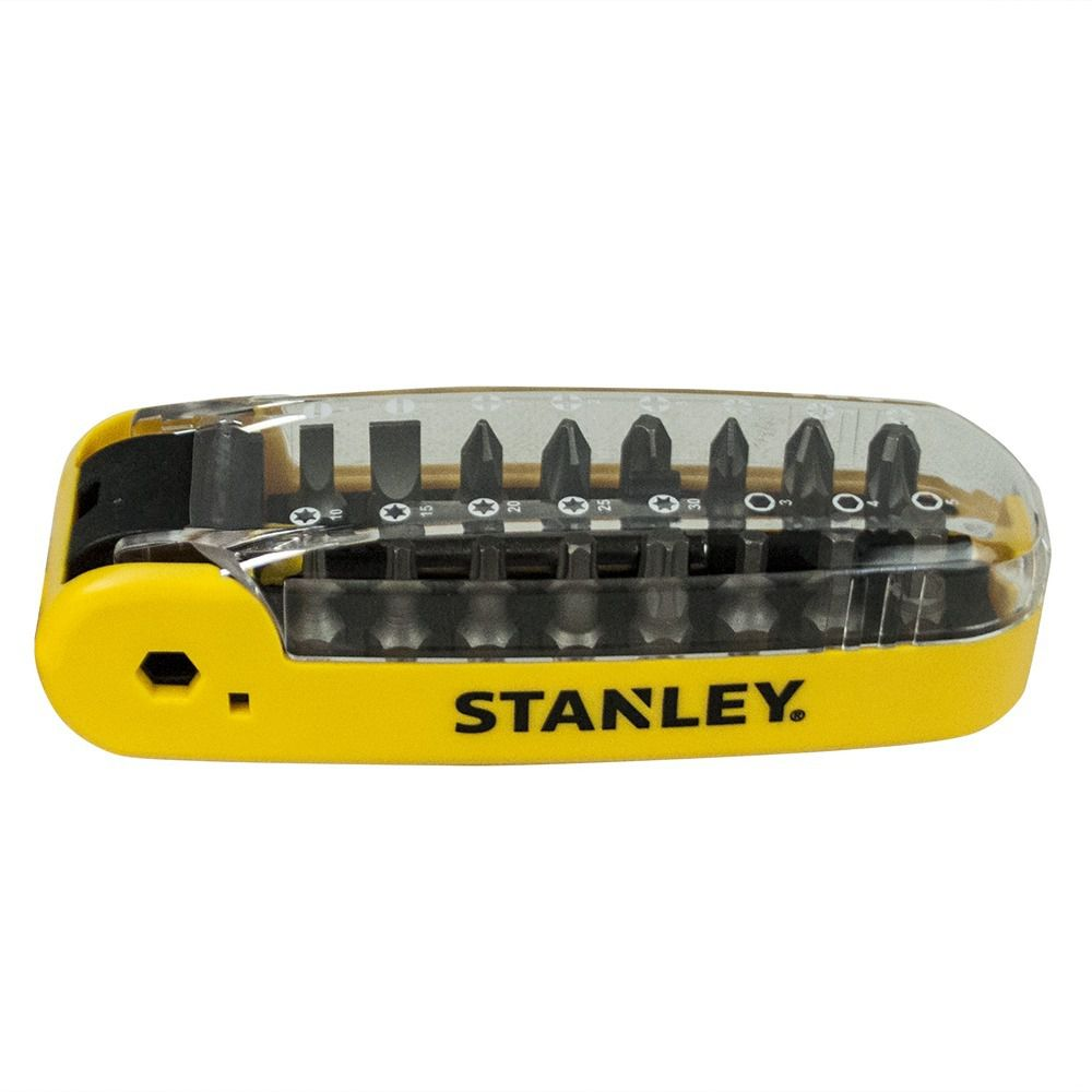 Jogo De Bits Com 17 Peças  Sta2130  Stanley