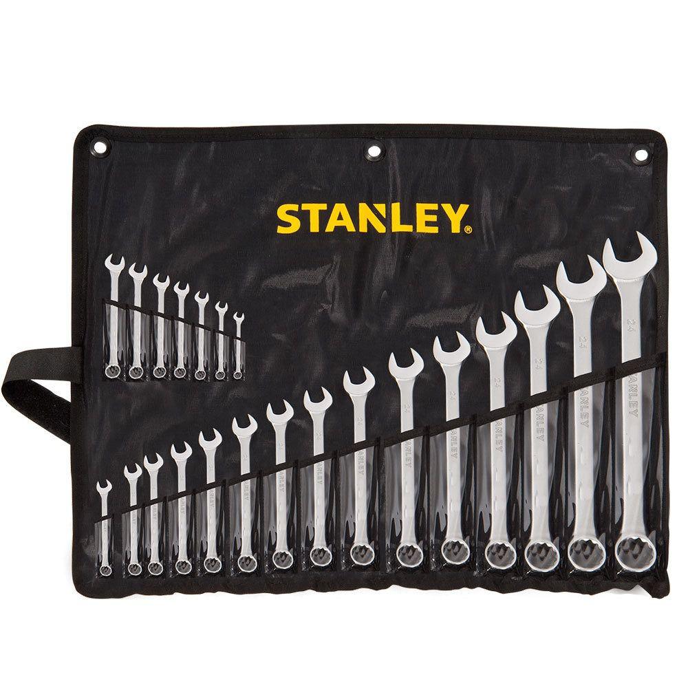Jogo de chave combinada de 6 a 32 Stmt80936-840 Stanley 22 Pçs