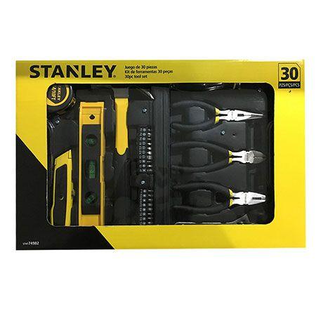 Kit Ferramentas Especial com 29 Peças Stanley  STHT74982