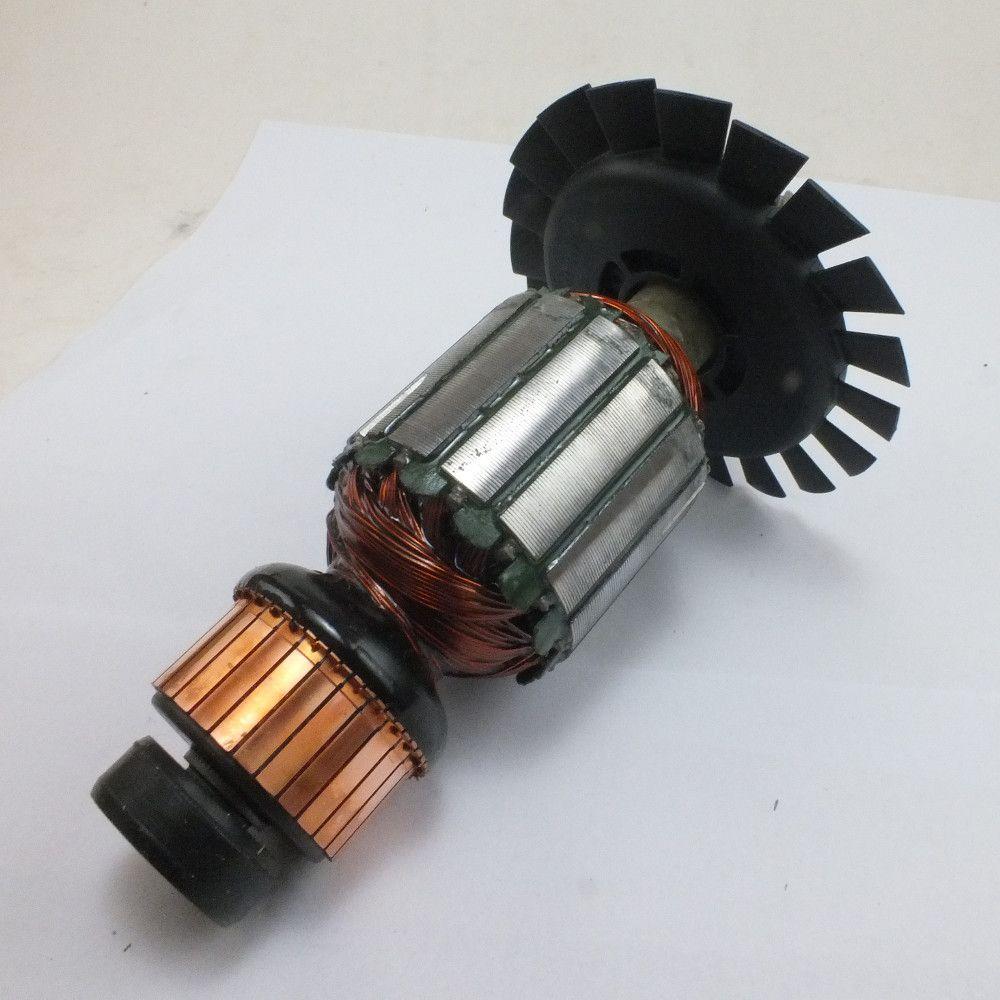 KIT P/ Conversão 220v DWE575 - Rotor, Estator, Par de Escovas