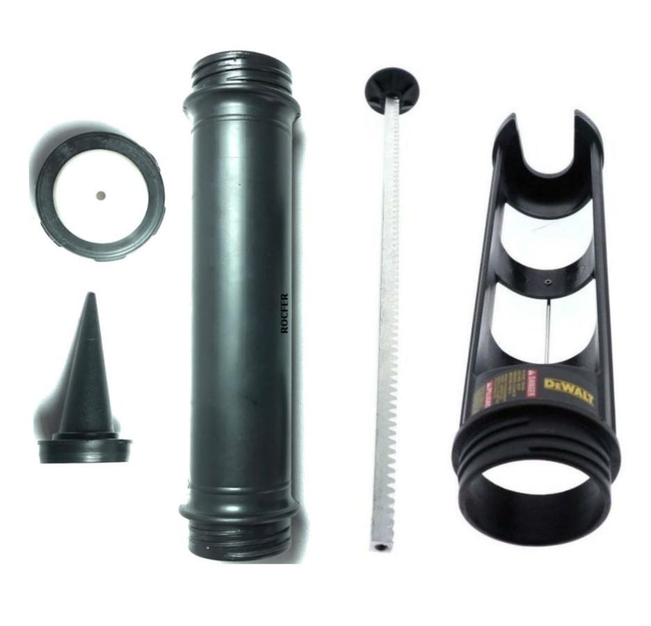 KIT Pistola Aplicadora DCE560B + Bateria e Carregador + Kit Sache 400ML