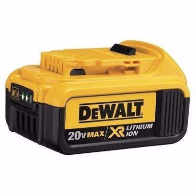 Kit Serra Sabre a Bateria Lition 20V Max Dcs380 Dewalt Completo + Carregador e Bateria 4,0AH