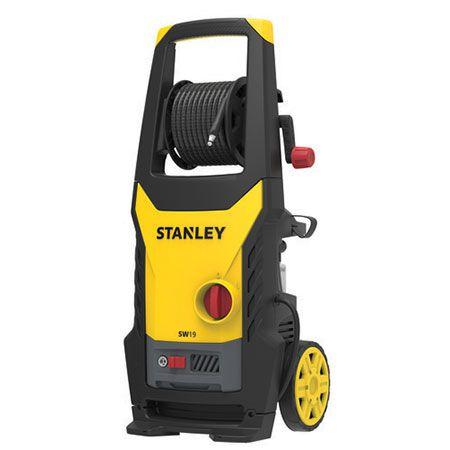 Lavadora Profissional de Pressão 127V Stanley 1.595 PSI - 1.600W  SW19-BR
