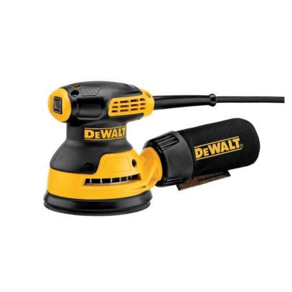"Lixadeira Rotorbital de 5"" (125 mm) 275W 220V DWE6421 Dewalt"