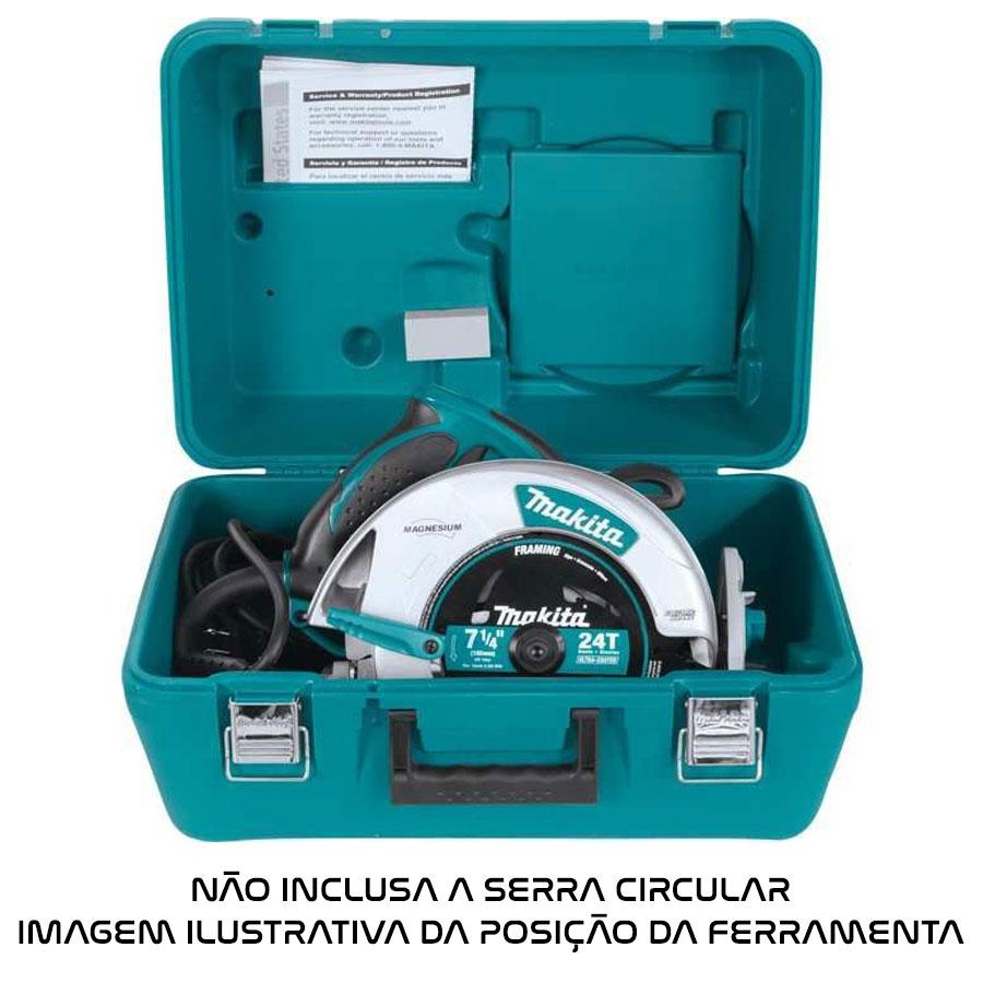 Maleta Vazia p/ Serra Circular 5007N Makita 824772-1