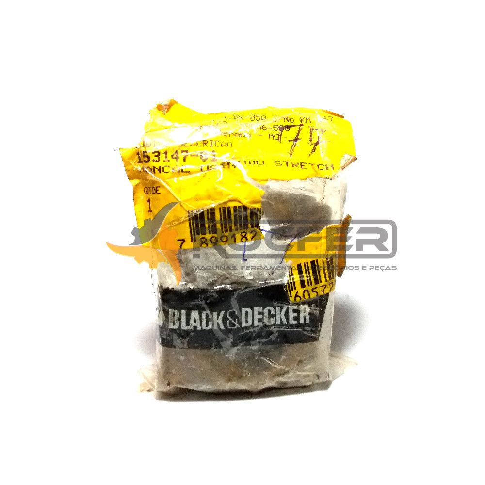 Mancal Usinado Stretch DeWALT p/ DW503-B2 Cod: 153147-01