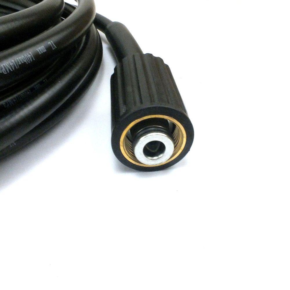 Mangueira Lavadora Alta Pressão Black E Decker Pw1400 -  3082290 5mt 140Bar Original