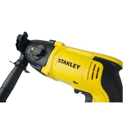 Martelete Perfurador e Rompedor 800 Watts Stanley 220v Sds-Plus - SHR263K