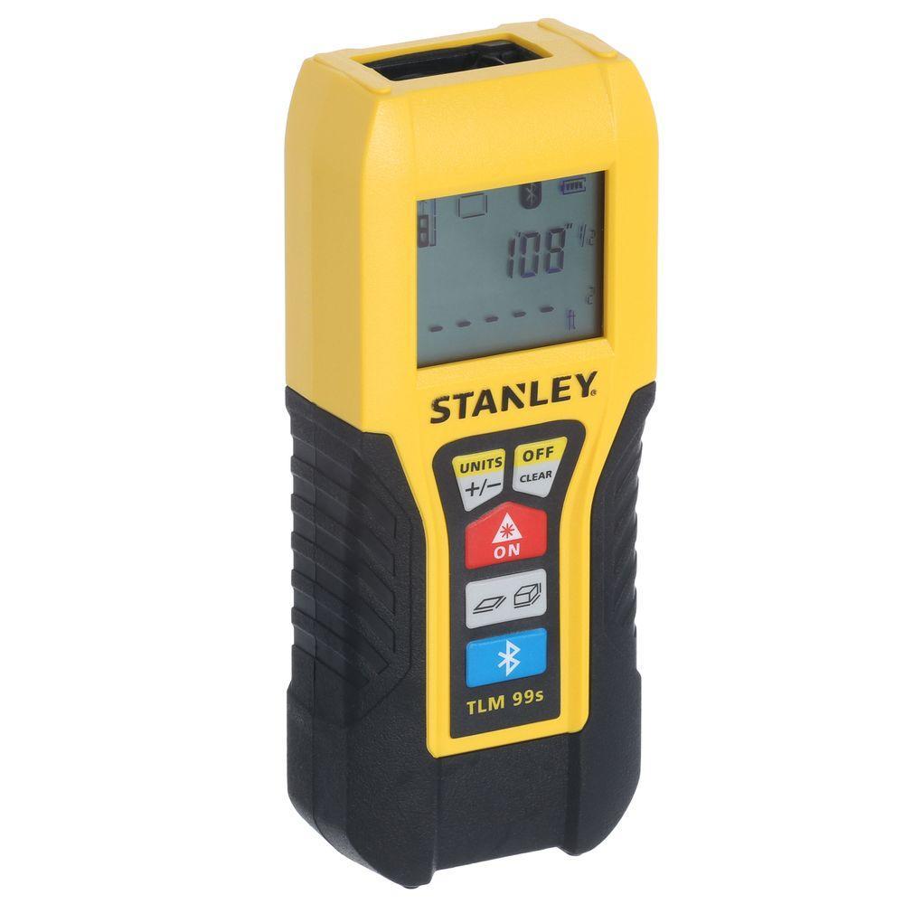 Medidor a Laser com Bluetooth Tlm99S 30M Stanley STHT77343BR