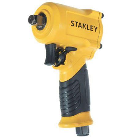 """Mini Chave de Impacto 1/2"""" Pneumática 61 Kgfm Stanley STMT74840-840"""