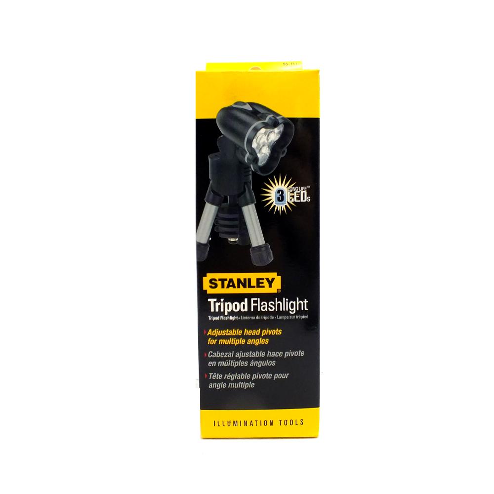 Mini Lanterna Led Maxlife Com Tripé 95-111 Stanley