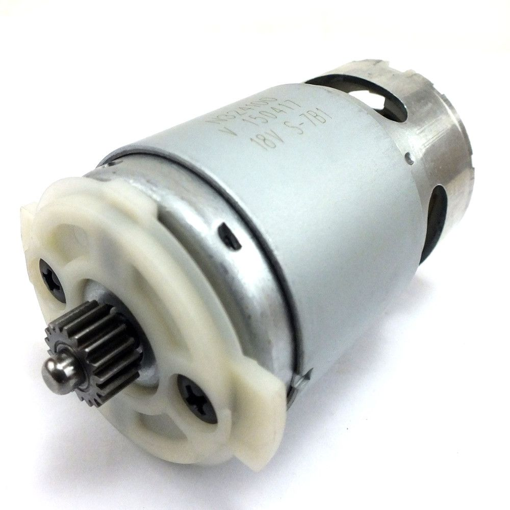 Motor e Pinhão DeWALT P/ Parafusadeira DCD776-B2 N376649
