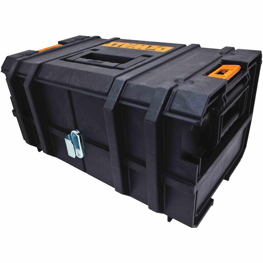 Organizado Dewalt 2 Gavetas Toughsystem DWST08225