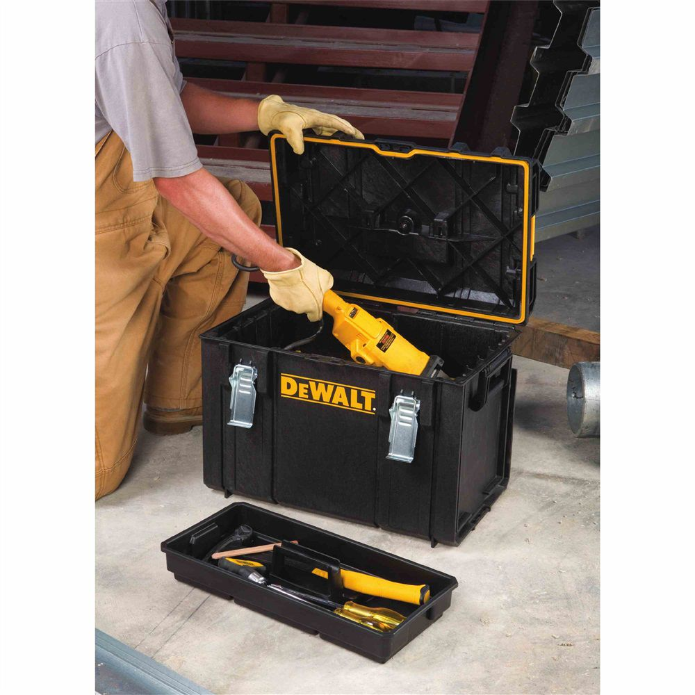 Organizado Dewalt Extra Grande Toughsystem DWST08204