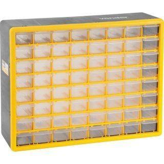 Organizador Plástico Com 64 Compartimentos Opv310 Vonder 6108310000