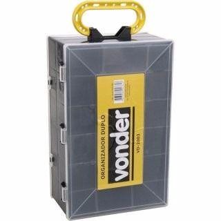 Organizador Plástico Duplo Para Ferramentas Vd2003 Vonder  6107200300