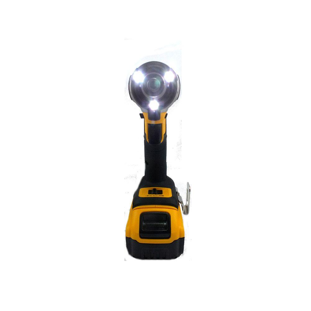 """Parafusadeira A Bateria 1/4"""" (6,35Mm) 220V - Dcf887M2-B2 Dewalt"""