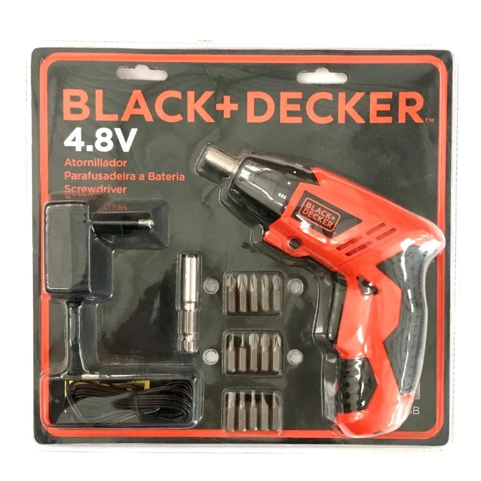 Parafusadeira a Bateria, Bivolt Black Decker KC4815B
