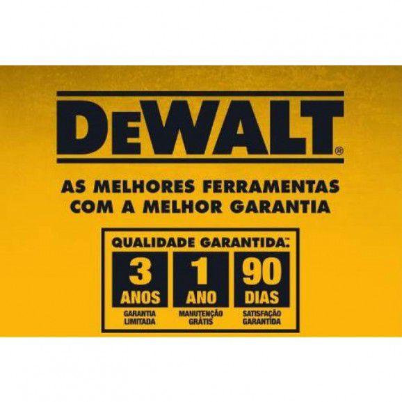 """Parafusadeira de Impacto 1/4"""" DeWalt DCF815S2 + 2 Baterias + Carregador + Bolsa - 12v"""