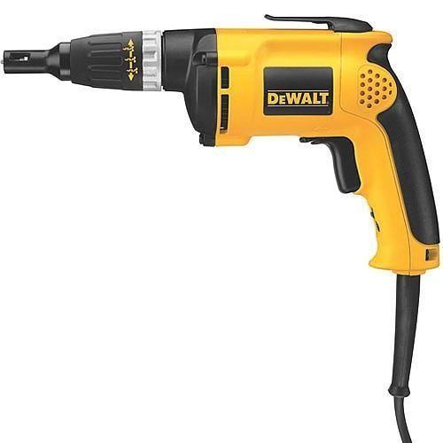 Parafusadeira Drywall Com Velocidade Variavel E Reversivel Dw255 Dewalt - 540 Watts 220 Volts
